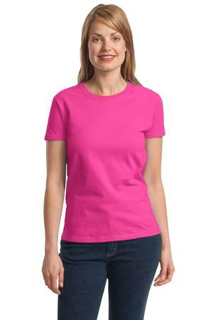 Gildan® - Ladies Ultra Cotton® 100% Cotton T-Shirt. 2000L