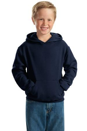 JERZEES® - Youth NuBlend® Pullover Hooded Sweatshirt.  996Y