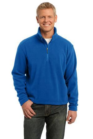 Port Authority® Value Fleece 1/4-Zip Pullover. F218