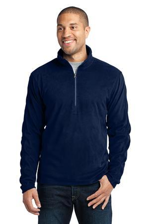 Port Authority® Microfleece 1/2-Zip Pullover. F224
