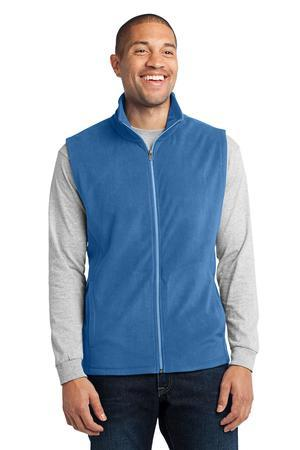 Port Authority® Microfleece Vest. F226