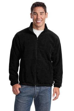 DISCONTINUED Port Authority® R-Tek® Fleece Full-Zip Jacket. JP77