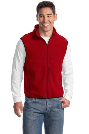 DISCONTINUED Port Authority® R-Tek® Fleece Vest. JP79