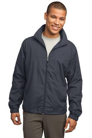 Sport-Tek® Full-Zip Wind Jacket. JST70