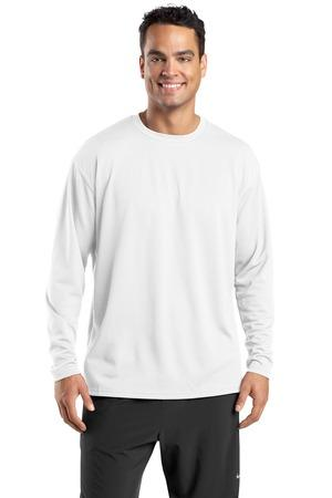Sport-Tek® Dri-Mesh® Long Sleeve T-Shirt.  K368