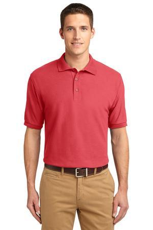 Port Authority® Extended Size Silk Touch™ Polo.   K500ES