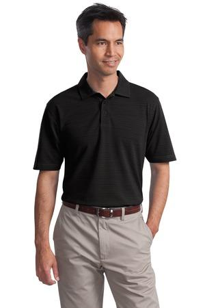 CLOSEOUT Port Authority® Performance Tonal Texture Polo. K511