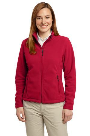 Port Authority® Ladies Value Fleece Jacket. L217