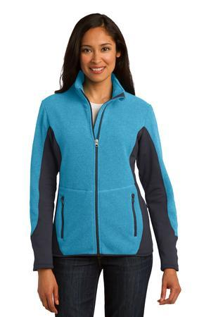 Port Authority® Ladies R-Tek® Pro Fleece Full-Zip Jacket. L227