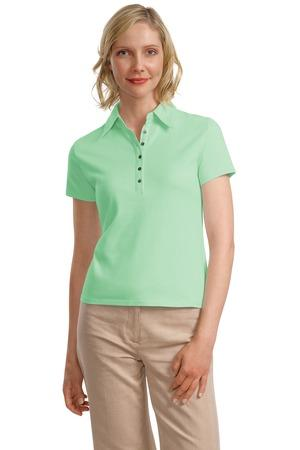 CLOSEOUT Port Authority® Ladies Superior Pima Cotton Sport Shirt. L449