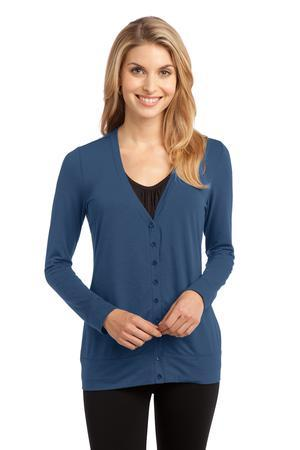 Port Authority® Ladies Concept Cardigan. L545