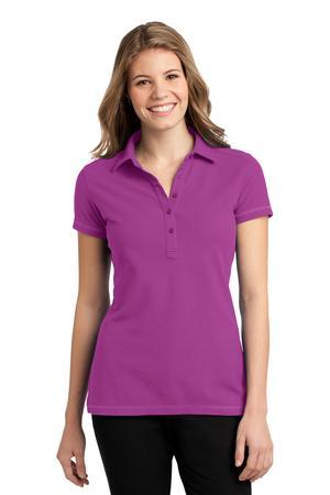 Port Authority® Ladies Modern Stain-Resistant Polo. L559