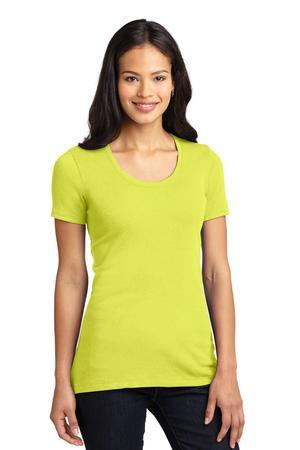 Port Authority® Ladies Concept Stretch Scoop Tee. LM1006