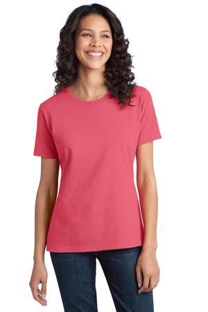Port & Company® - Ladies Essential Ring Spun Cotton T-Shirt. LPC150