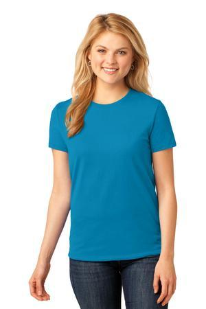 Port & Company® Ladies 5.4-oz 100% Cotton T-Shirt. LPC54
