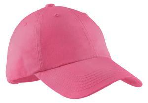 Port Authority® Ladies Garment Washed Cap. LPWU