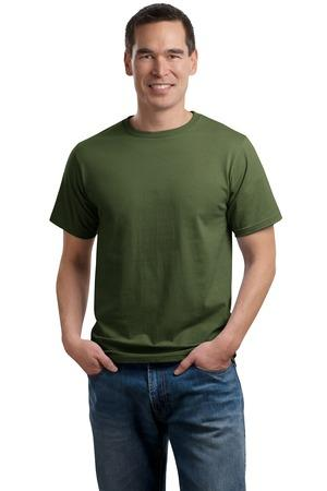 CLOSEOUT Port & Company® - Organic Cotton T-Shirt. PC50ORG