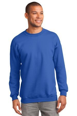 Port & Company® Tall Ultimate Crewneck Sweatshirt. PC90T