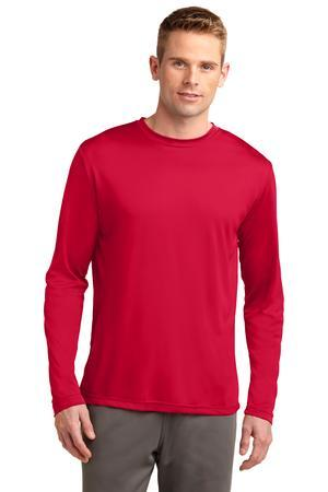 Sport-Tek® Long Sleeve PosiCharge® Competitor™ Tee. ST350LS