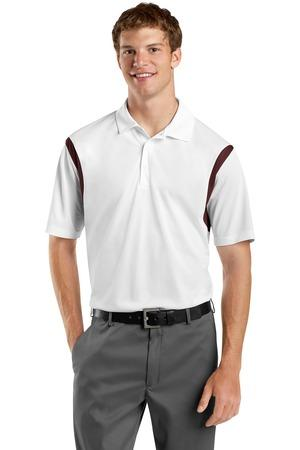 DISCONTINUED Sport-Tek® Back Blocked Micropique Sport-Wick® Polo. ST656