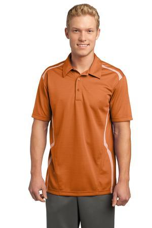 DISCONTINUED Sport-Tek® Vector Sport-Wick® Polo. ST670