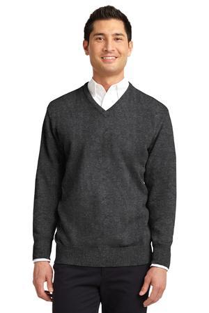 Port Authority® Value V-Neck Sweater. SW300
