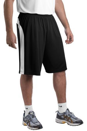 Sport-Tek® Dry Zone® Colorblock Short. T479