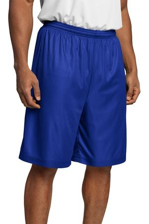 DISCONTINUED Sport-Tek® PosiCharge® Mesh Reversible Short. T560