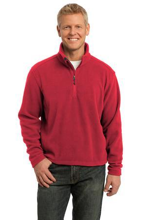 Port Authority® Tall Value Fleece 1/4-Zip Pullover. TLF218