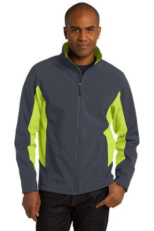 Port Authority® Tall Core Colorblock Soft Shell Jacket. TLJ318
