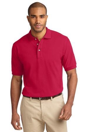 Port Authority® Tall Pique Knit Polo.  TLK420