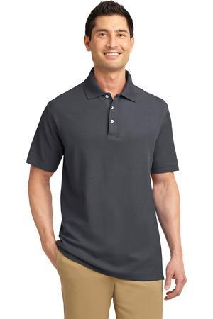 Port Authority® Tall EZCotton™ Pique Polo. TLK800