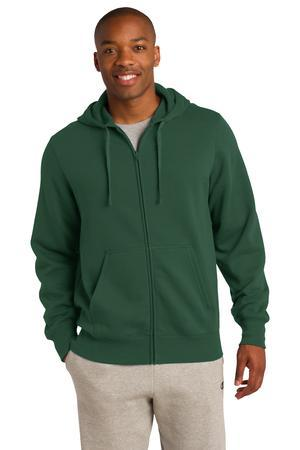 Sport-Tek® Tall Full-Zip Hooded Sweatshirt. TST258