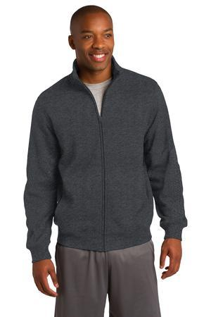 Sport-Tek® Tall Full-Zip Sweatshirt. TST259
