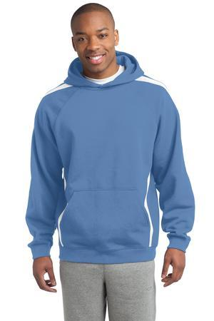 Sport-Tek® Tall Sleeve Stripe Pullover Hooded Sweatshirt. TST265