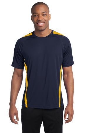 Sport-Tek® Tall Colorblock PosiCharge® Competitor™ Tee. TST351