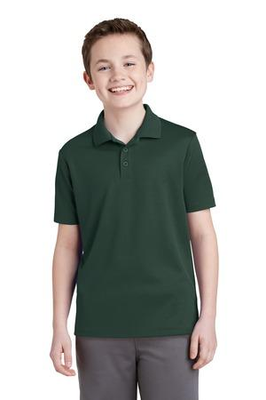 Sport-Tek® Youth PosiCharge® RacerMesh™ Polo. YST640