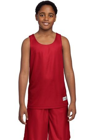 Sport-Tek® Youth PosiCharge® Mesh Reversible Tank. YT550